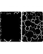 Mickey Mouse Silhouette Apple iPad Skin