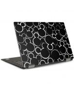Mickey Mouse Silhouette Dell XPS Skin