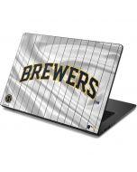 Milwaukee Brewers Alternate/Away Jersey Dell Chromebook Skin