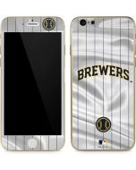 Milwaukee Brewers Alternate/Away Jersey iPhone 6/6s Skin
