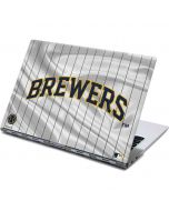 Milwaukee Brewers Alternate/Away Jersey Yoga 910 2-in-1 14in Touch-Screen Skin