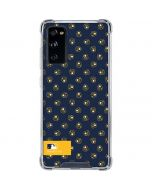 Milwaukee Brewers Full Count Galaxy S20 FE Clear Case