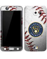 Milwaukee Brewers Game Ball Galaxy S6 Edge Skin