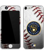 Milwaukee Brewers Game Ball Apple iPod Skin