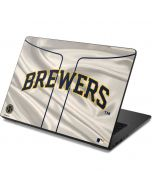 Milwaukee Brewers Home Jersey Dell Chromebook Skin