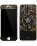 Milwaukee Brewers Realtree Xtra Camo iPhone 6/6s Skin
