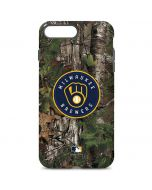 Milwaukee Brewers Realtree Xtra Green Camo iPhone 7 Plus Pro Case