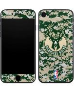 Milwaukee Bucks Camo Digi iPhone SE Skin