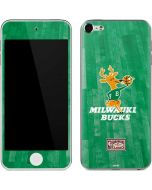 Milwaukee Bucks Hardwood Classics Apple iPod Skin