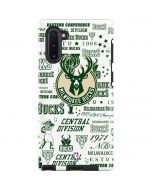 Milwaukee Bucks Historic Blast New Galaxy Note 10 Pro Case