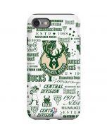 Milwaukee Bucks Historic Blast New iPhone SE Pro Case