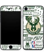 Milwaukee Bucks Historic Blast New iPhone SE Skin