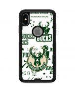 Milwaukee Bucks Historic Blast New Otterbox Commuter iPhone Skin