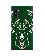 Milwaukee Bucks Large Logo Galaxy Note 10 Pro Case
