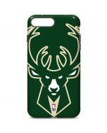 Milwaukee Bucks Large Logo iPhone 7 Plus Pro Case