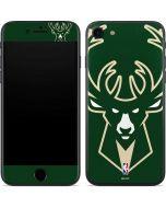 Milwaukee Bucks Large Logo iPhone SE Skin