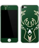 Milwaukee Bucks Large Logo Apple iPod Skin