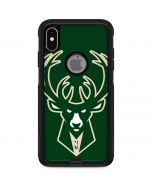 Milwaukee Bucks Large Logo Otterbox Commuter iPhone Skin