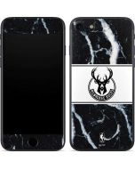 Milwaukee Bucks Marble iPhone SE Skin