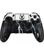 Milwaukee Bucks Marble PlayStation Scuf Vantage 2 Controller Skin