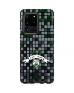 Milwaukee Bucks Pixels Galaxy S20 Ultra 5G Pro Case