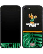 Milwaukee Bucks Retro Palms iPhone SE Skin