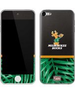 Milwaukee Bucks Retro Palms Apple iPod Skin