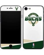 Milwaukee Bucks Split iPhone SE Skin