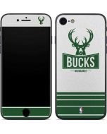 Milwaukee Bucks Static iPhone SE Skin