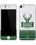 Milwaukee Bucks Static Apple iPod Skin