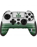 Milwaukee Bucks Static PlayStation Scuf Vantage 2 Controller Skin