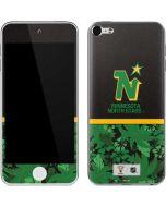 Minnesota North Stars Retro Tropical Print Apple iPod Skin