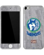 Minnesota Timberwolves Hardwood Classics Apple iPod Skin