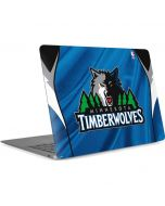 Minnesota Timberwolves Jersey Apple MacBook Air Skin