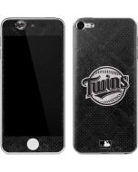 Minnesota Twins Dark Wash Apple iPod Skin