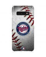 Minnesota Twins Game Ball Galaxy S10 Plus Lite Case
