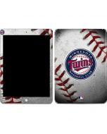 Minnesota Twins Game Ball Apple iPad Skin