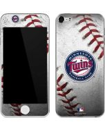 Minnesota Twins Game Ball Apple iPod Skin