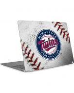 Minnesota Twins Game Ball Apple MacBook Air Skin