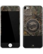 Minnesota Twins Realtree Xtra Camo Apple iPod Skin
