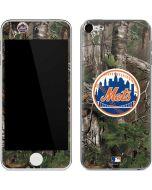 New York Mets Realtree Xtra Green Camo Apple iPod Skin