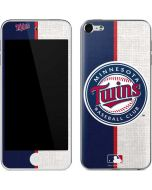 Minnesota Twins Split Apple iPod Skin