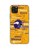Minnesota Vikings - Blast iPhone 11 Pro Max Skin