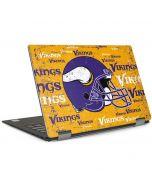 Minnesota Vikings - Blast Dell XPS Skin