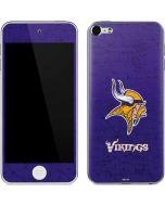 Minnesota Vikings Distressed Apple iPod Skin