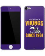 Minnesota Vikings Helmet Apple iPod Skin