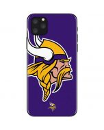 Minnesota Vikings Large Logo iPhone 11 Pro Max Skin