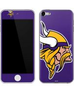 Minnesota Vikings Large Logo Apple iPod Skin