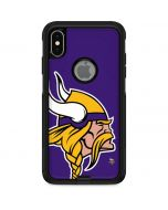 Minnesota Vikings Large Logo Otterbox Commuter iPhone Skin