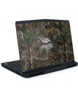 Minnesota Vikings Realtree Xtra Green Camo Dell Alienware Skin